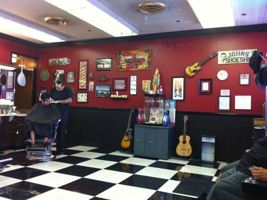 Barber Shop Las Vegas : jpg