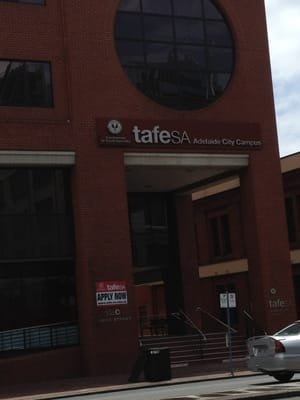 Tafe Sa Adelaide Campus Contact