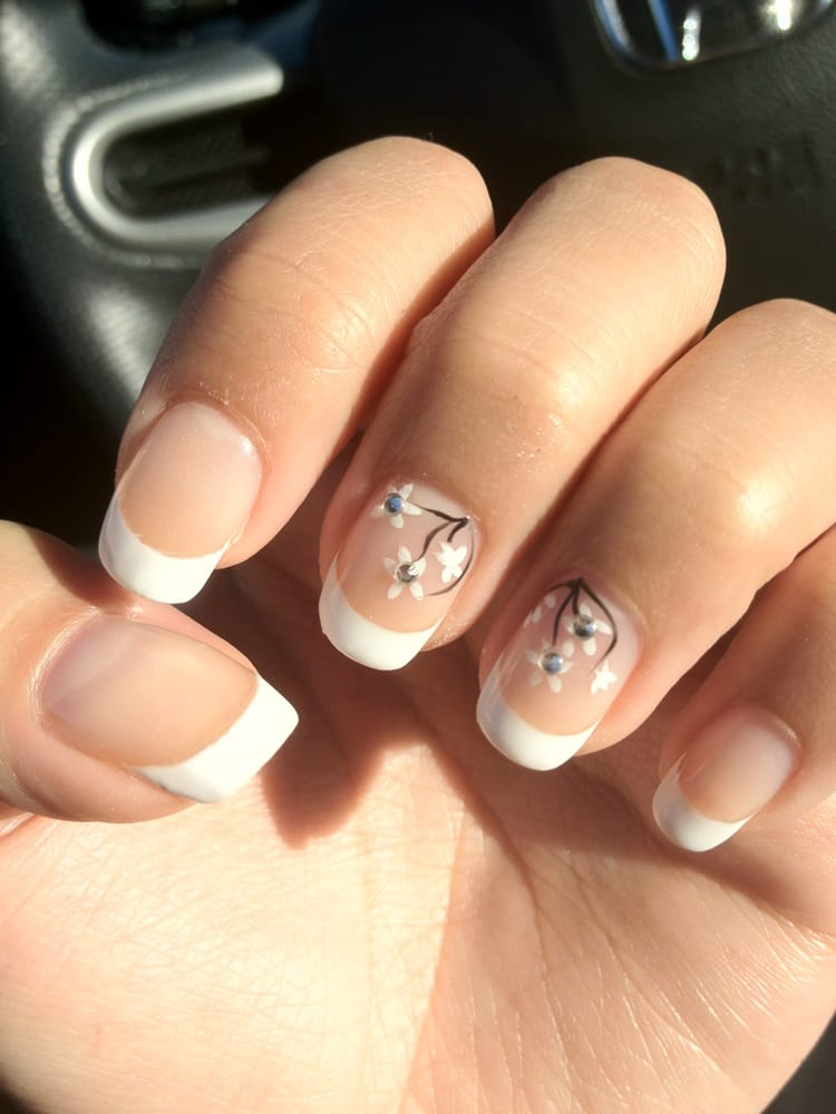 Gel French Manicure. | Yelp