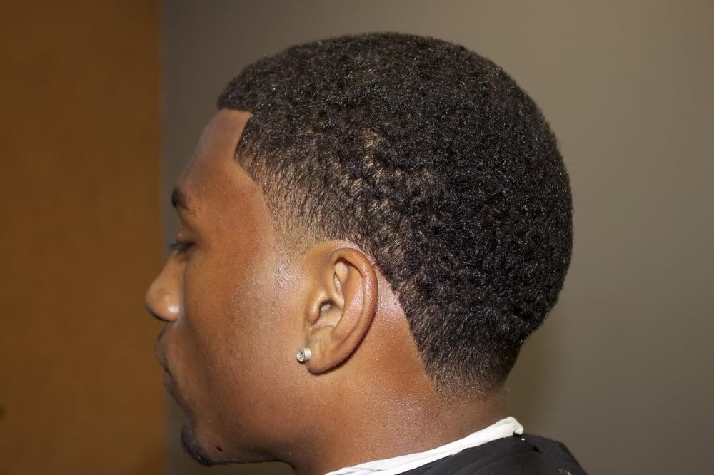 Bespoke Barber Shop: Taper Hair-Cut | Yelp