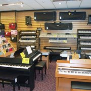 Dawsons Music Shop, Leeds, West Yorkshire