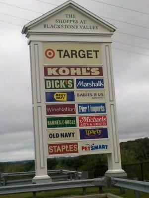 Shoppes At Blackstone Valley - Shopping Centers - Millbury, MA - Yelp
