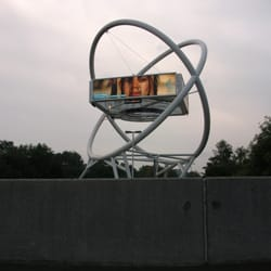 wandsworth roundabout, London