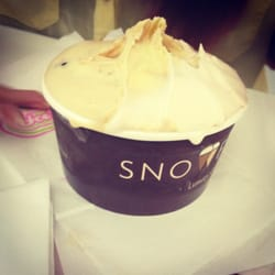 Snowflake Luxury Gelato, London