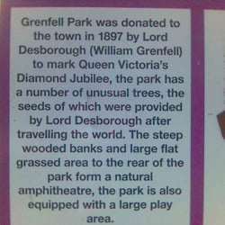 Grenfell Park, Maidenhead, UK