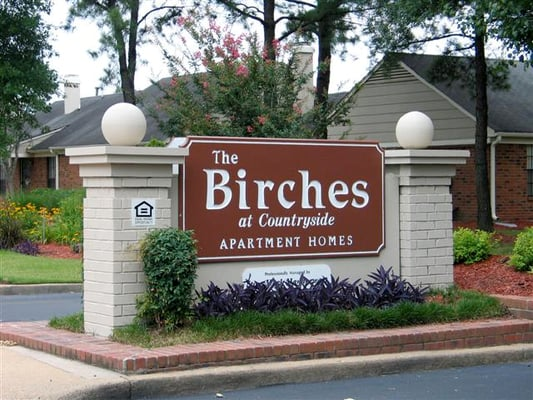 The Birches At Countryside Apartments Bartlett Memphis