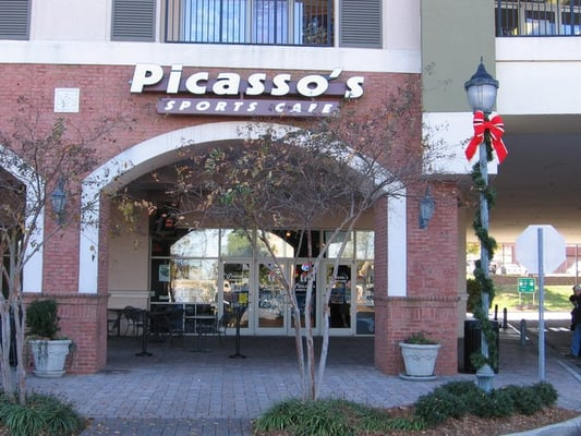 Picasso's Sports Cafe - University City - Charlotte, NC | Yelp