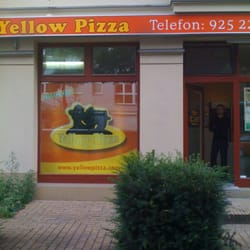 Yellow Pizza, Berlin