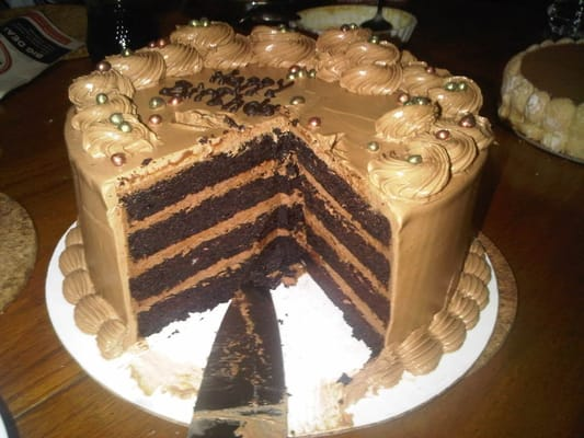 Chocolate chile cake... | Yelp