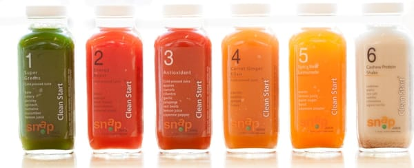 Clean Start Line Of Cold Pressed Juices Yelp