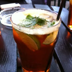 A pint of Pimms!