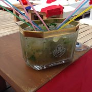 perhaps the world's largest mojito