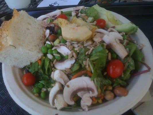 Specialty S Cafe Bakery Dawn S Vegan Salad