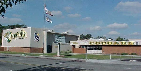 Carmenita Middle School - Middle Schools & High Schools ...