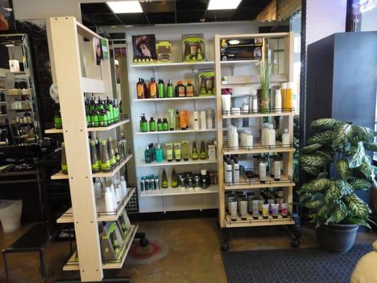 Organic Natural Hair Salon Boulder