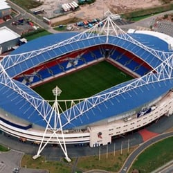 Reebok Stadium, Bolton, Greater Manchester, UK