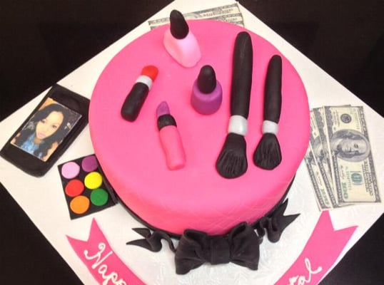 Makeup Kit Cake Yelp
