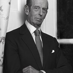 HRH The Duke of Kent