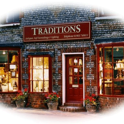 The Tearooms Traditions, Pulborough, West Sussex