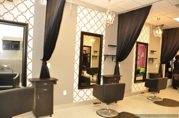Nearest Hair Salon : Styling stations Yelp