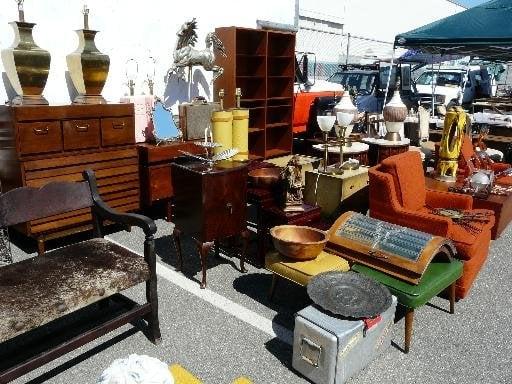 Long beach antique market long beach ca united states for Long beach antique market