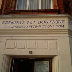 Brendas Pet Boutique, London, UK