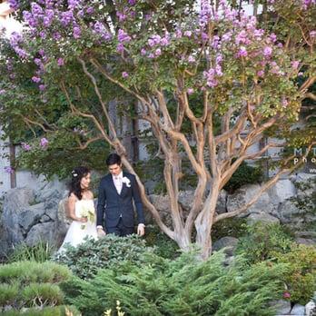 James Irvine Japanese Garden Parks Los Angeles Ca Yelp