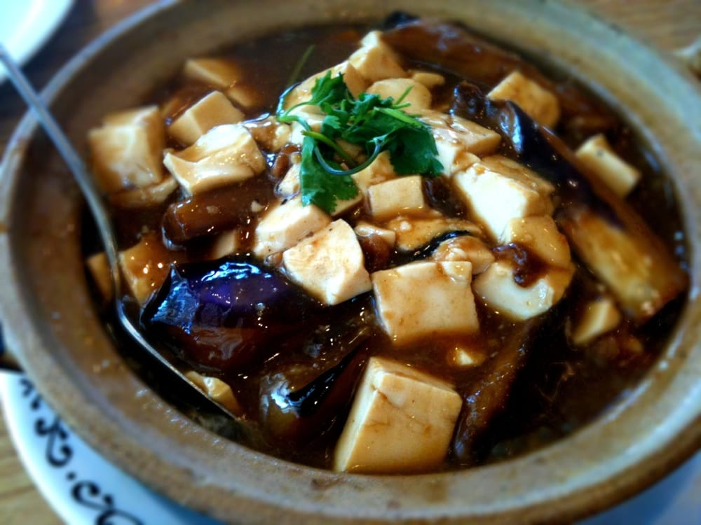 Eggplant salted fish tofu hot pot yelp for Chinese salted fish
