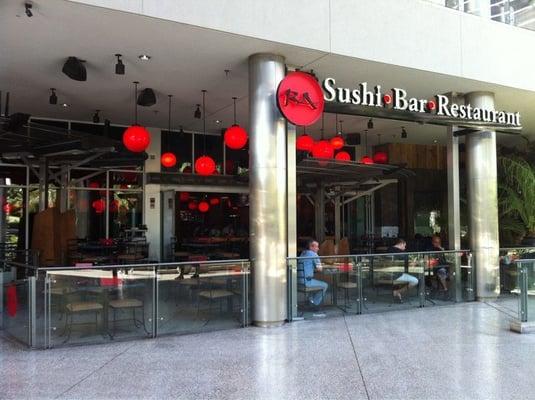 Ra sushi bar restaurant - Cuisine conforama las vegas ...