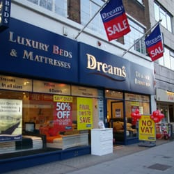 Dreams Bed Superstores, London