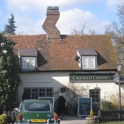 Crooked Chimney, Welwyn Garden City, Hertfordshire