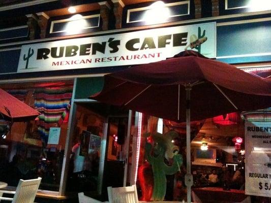 Ruben S Mexican Cafe Peekskill Ny