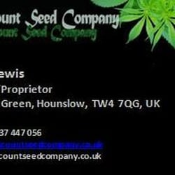 Discount Seed Company, London