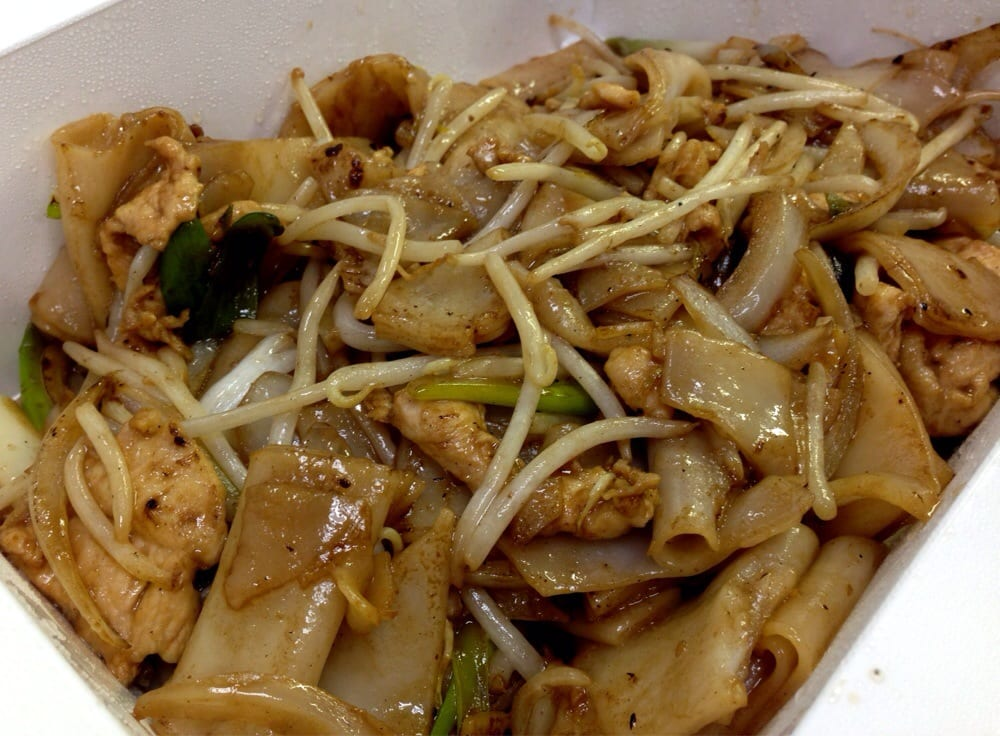 Chicken Chow Fun | Yelp