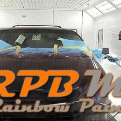 rainbow paint body shop miami fl united states yelp