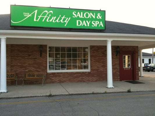 Affinity Salon Day Spa Dayton Oh