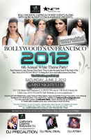 6th Annual Bollywood White Theme Party in SF @ Club MIST!, San ...