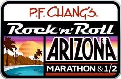 2012 PF Chang's Rock 'n' Roll Arizona Marathon & 1/2 Marathon photo