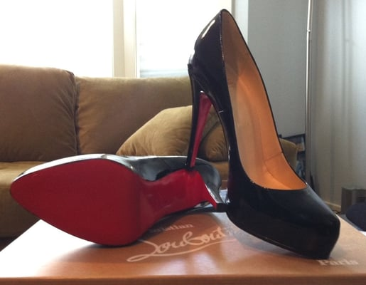 Christian Louboutin S With Red Sole Protector Yelp