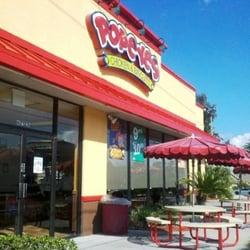 8 reviews of Popeyes Louisiana Kitchen