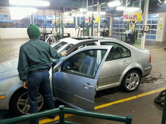 Green lantern express service car washes wichita ks yelp - Interior car detailing wichita ks ...