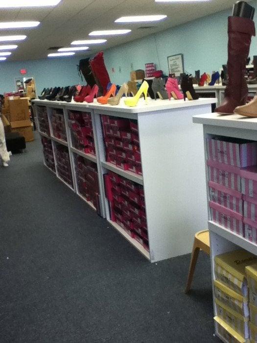 Shoe Stores In Metairie La
