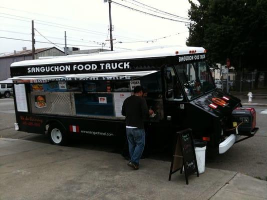 Sanguchon Food Truck Yelp