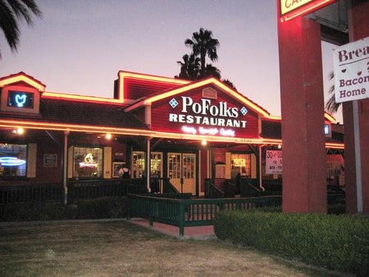Poor Folks Restaurant Buena Park Ca