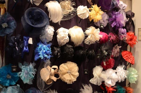 Hair Fascinators Headbands Hair Clips Fabric Headbands