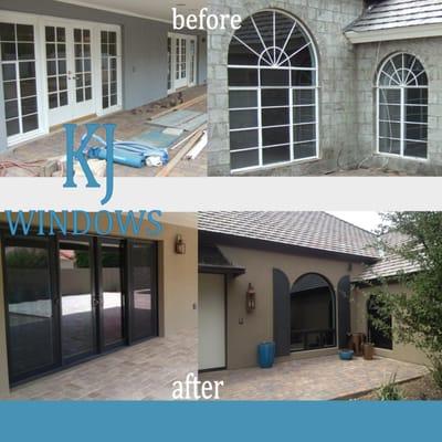 Window And Door Replacement In Chestnut Bronze Yelp