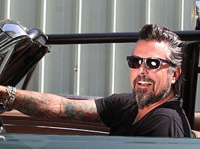 Richard Rawlings Owner Of Gas Monkey Garage Amp On Fast N