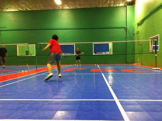 San Gabriel Valley Badminton Club Gyms El Monte Ca