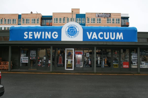 Quality Sewing & Vacuum - Hobby Shops - Seattle, WA - Yelp