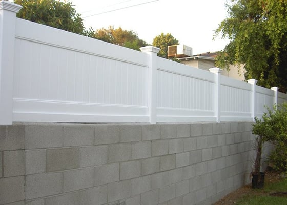Privacy Block Wall Extension Yelp